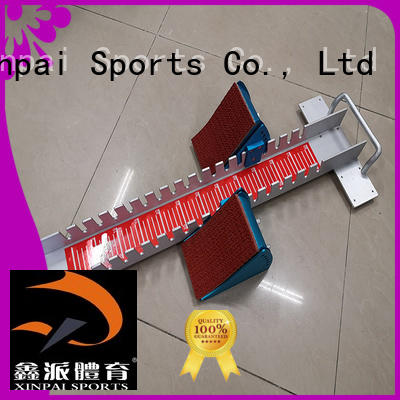 Xinpai outdoor track and field hurdles best choice for training