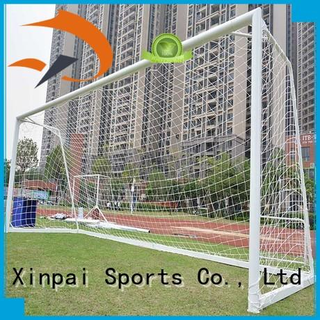 stable football goal nets steel strong tube for practice indoor for soccer game