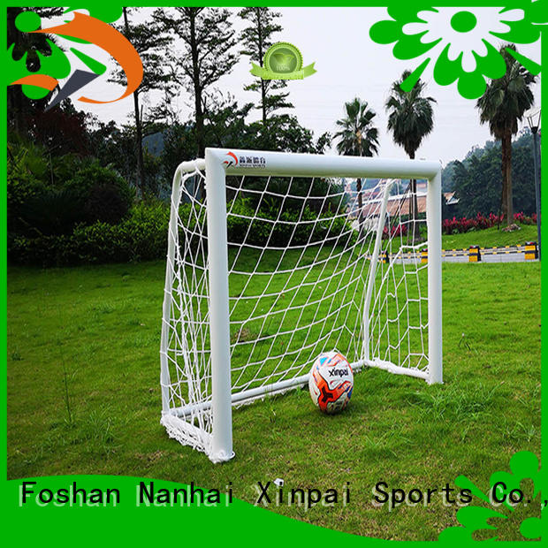 Xinpai here football goal target strong tube for practice indoor for soccer game