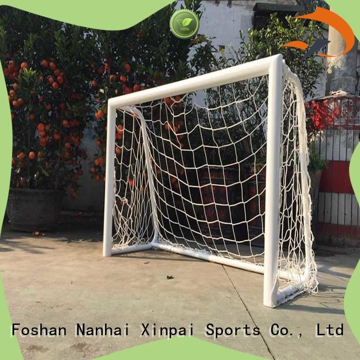 Xinpai stable football gate strong tube for practice indoor for soccer game