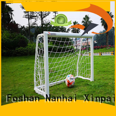 Xinpai rust resist soccer door flag for competition