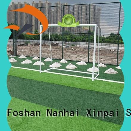 rust resist competition soccer goal strong tube for school Xinpai