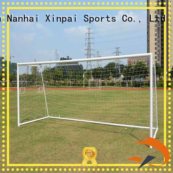 Xinpai 0812 football goal strong tube for practice indoor for soccer game