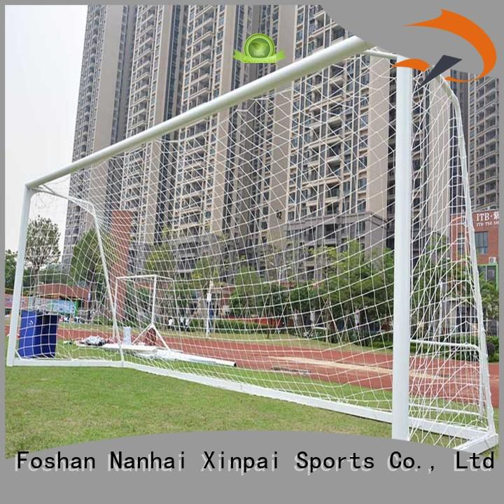 Xinpai xp038al football goal nets strong tube for training