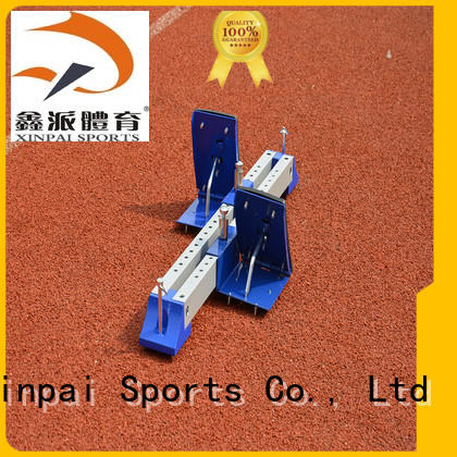 outdoor equipment track and field starting blocks applied for school