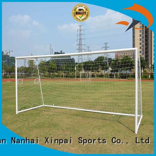 Xinpai rust resist soccer goal ideal for school