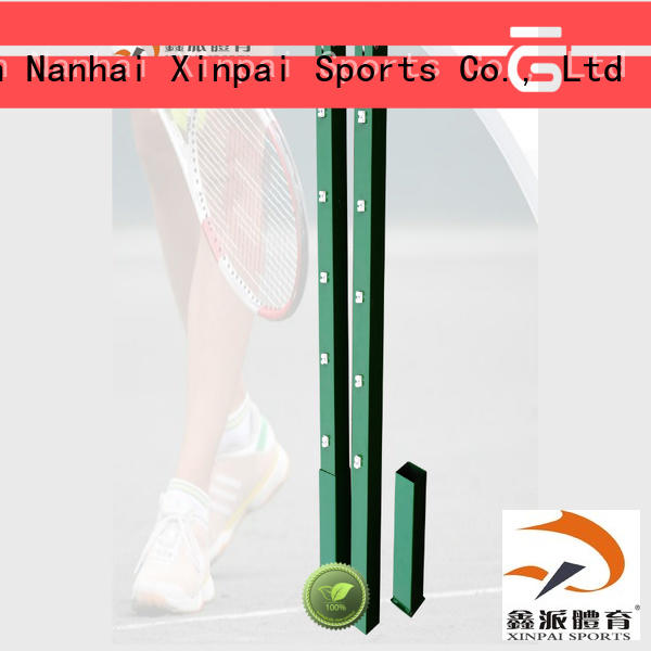 Xinpai good price tennis net poles for training