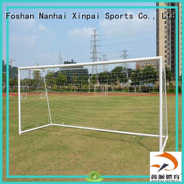 Xinpai rust resist football goal nets perfect for practice indoor for soccer game