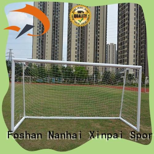 Xinpai meter futsal goal ideal for practice indoor for soccer game