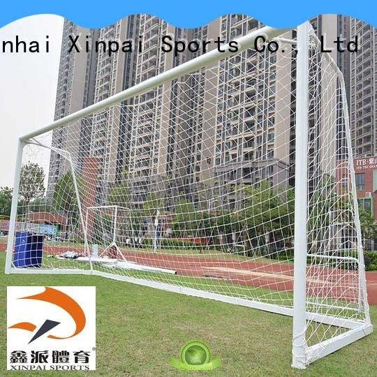 Xinpai rust resist football goal post perfect for training