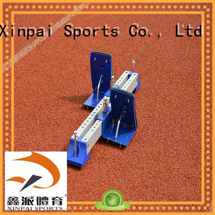 Xinpai rack track and field equipment widely used for school