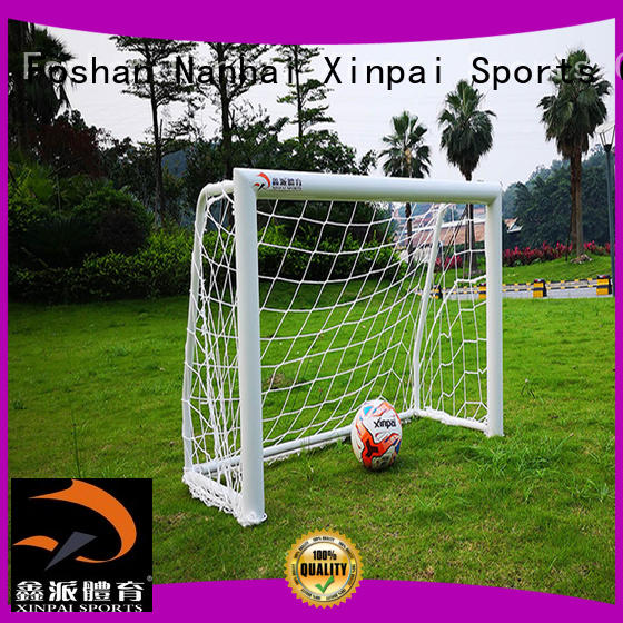 Xinpai professional football goal strong tube for competition