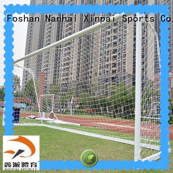 Xinpai rust resist soccer goal post strong tube for school