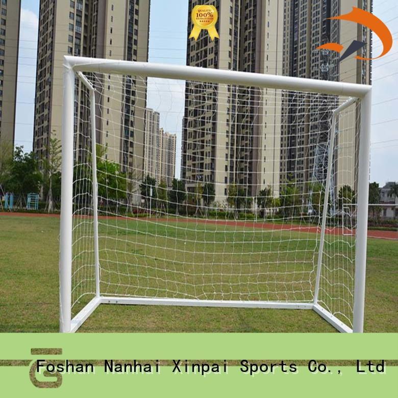 Xinpai football soccer goal frame perfect for school