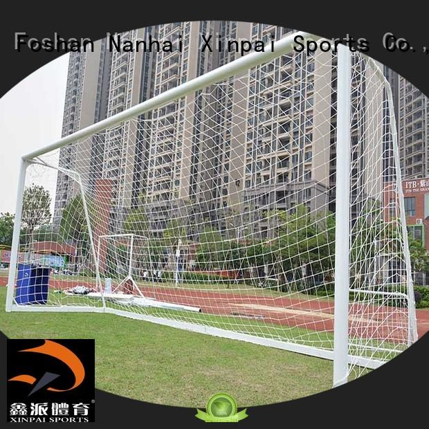 Xinpai welcome indoor soccer goals for training