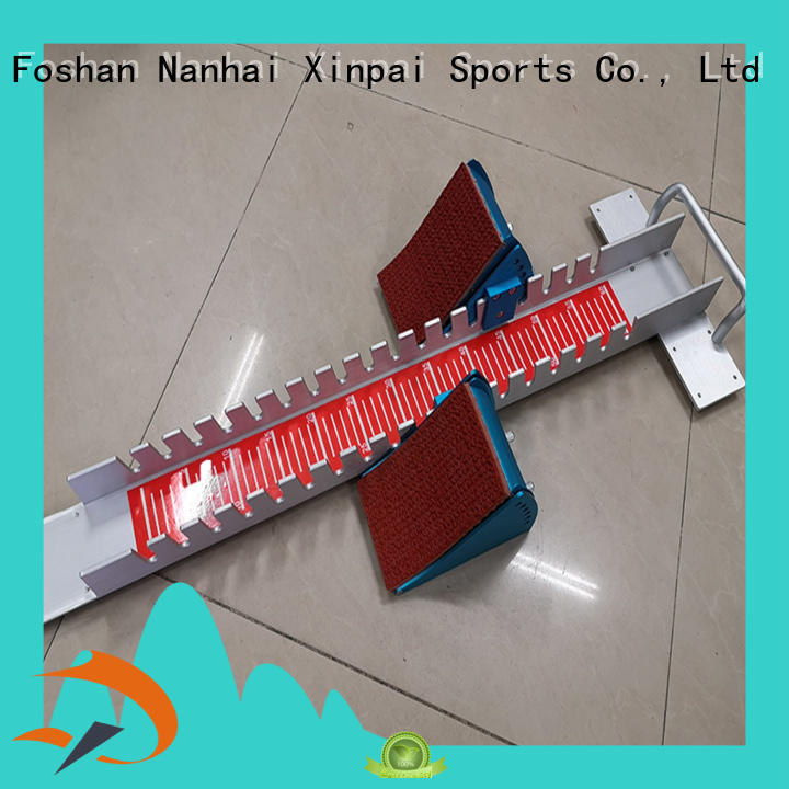 Xinpai hurdle running blocks best choice for school