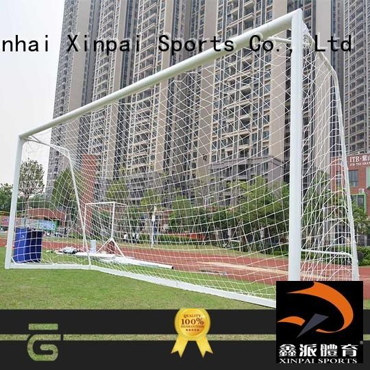 Xinpai stable football goal frame revise for training