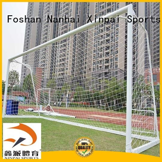 Xinpai 11 football goal nets ideal for competition
