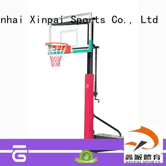 Xinpai cost effective nba basketball goal rich product line for tournament