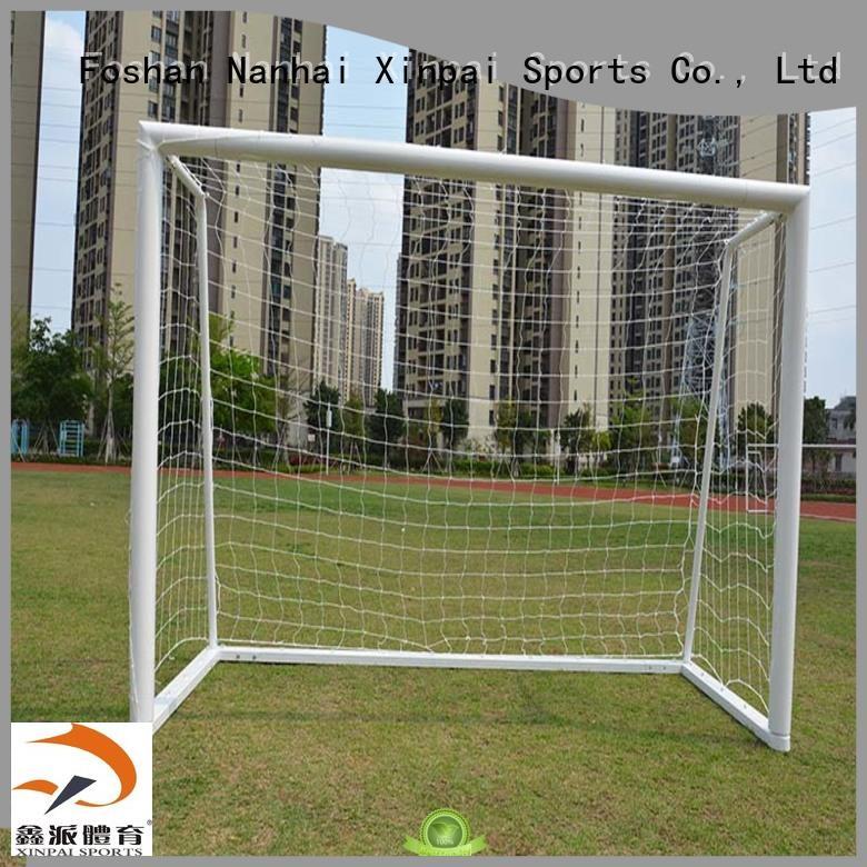 Xinpai rust resist futsal soccer nets strong tube for training