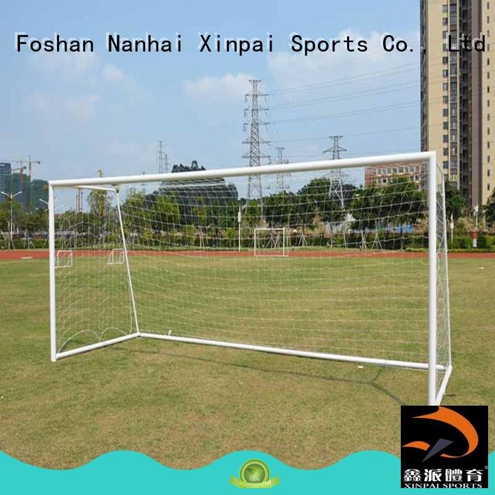 Xinpai rust resist football nets perfect for competition