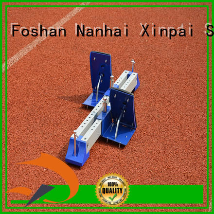 Aluminum starting block XP2126