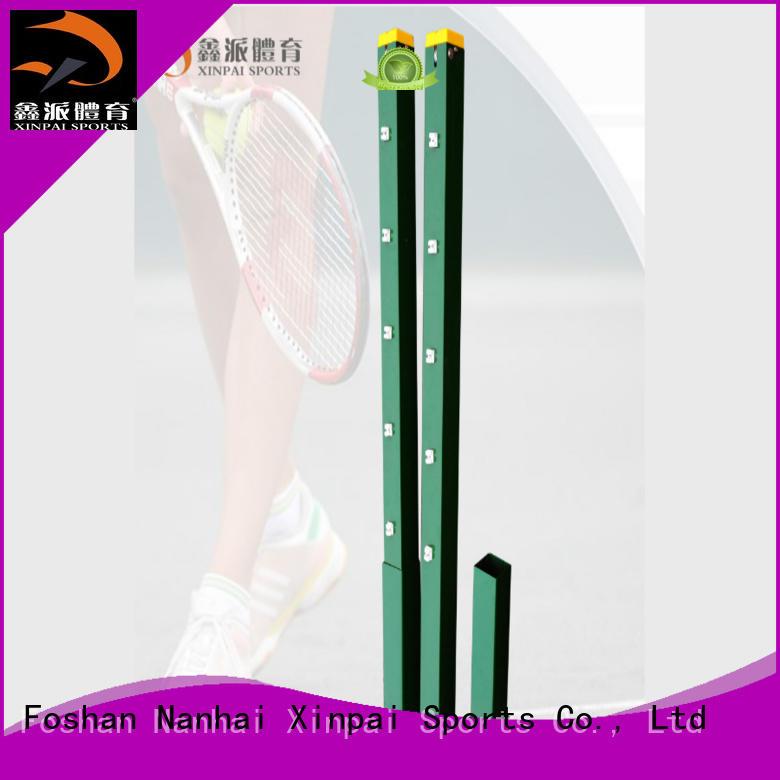tournament tennis court net posts for school Xinpai
