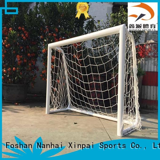 Xinpai rust resist football goal target net soccer for training