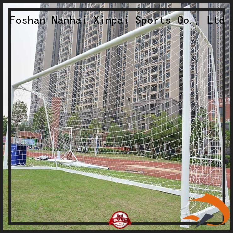 Xinpai our football goal target strong tube for practice indoor for soccer game