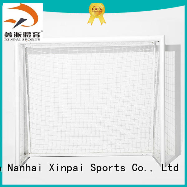 Xinpai at soccer gate ideal for competition