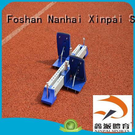 Xinpai seats running blocks applied for training