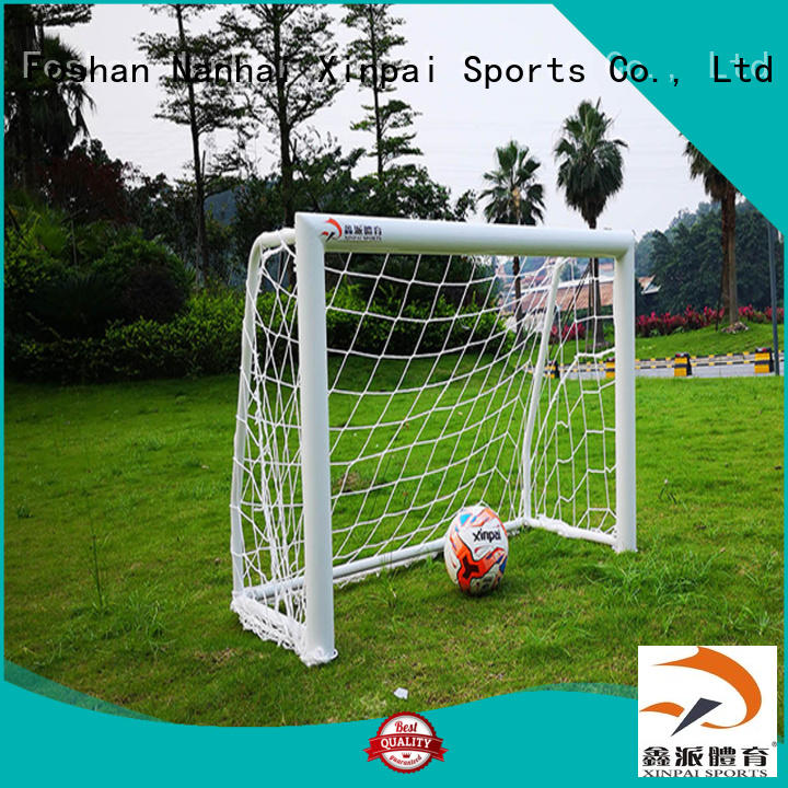 Xinpai stable football goal aluminum for competition