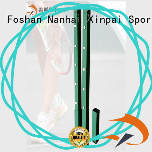 Xinpai tennis post applied for school