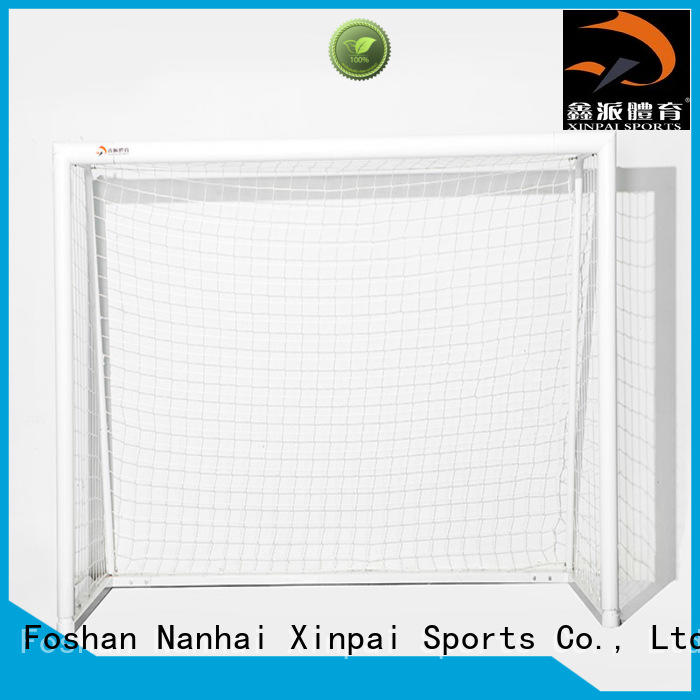 Xinpai welcome football goal post ideal for competition