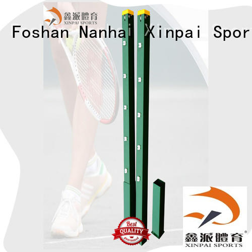 post portable tennis net posts water for competition Xinpai