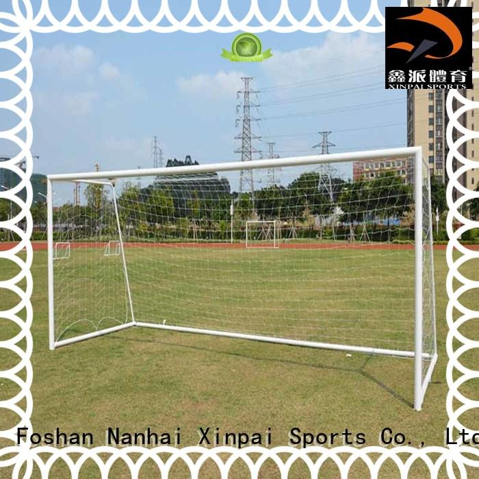 Xinpai rust resist aluminium soccer goals lets for school