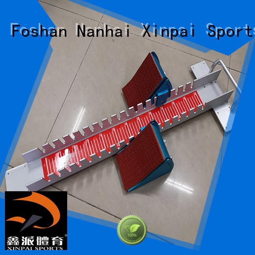 outdoor equipment gymnastic mat pole applied for tournament