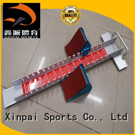 Xinpai iron gym mat best choice for tournament
