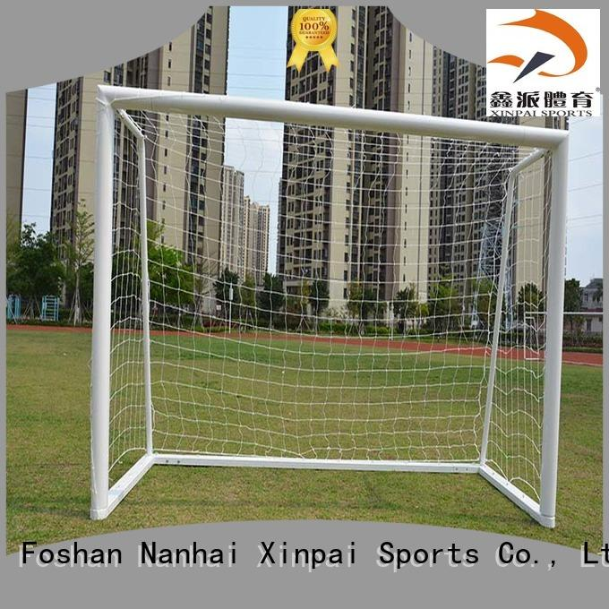 Xinpai professional soccer goal frame xp033al for practice indoor for soccer game