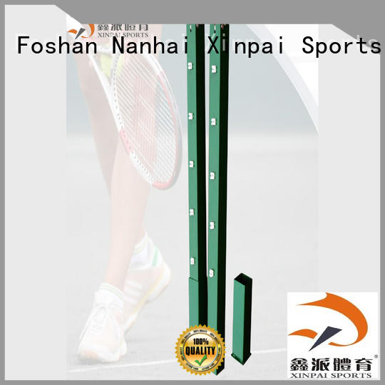 Xinpai high quality tennis post widely used for competition