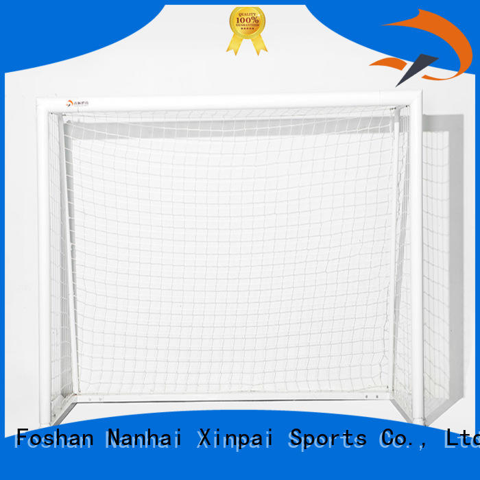 Take a look at it! Tournament Portable aluminum 6.6*9.8 ft game soccer goal  5-on-5 football gate 3*2 meter XP036AL