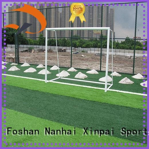 Xinpai stable competition soccer goal strong tube for competition