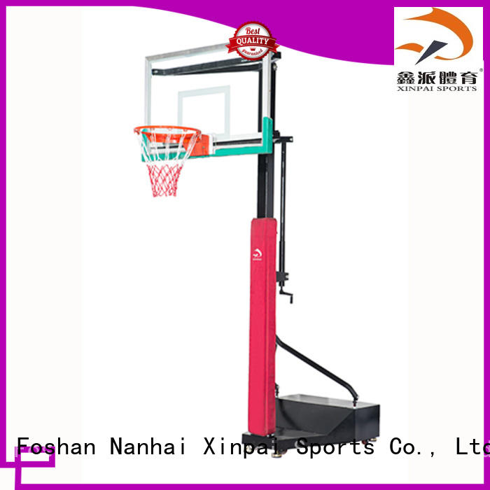 Xinpai competitive price basketball post popular for school