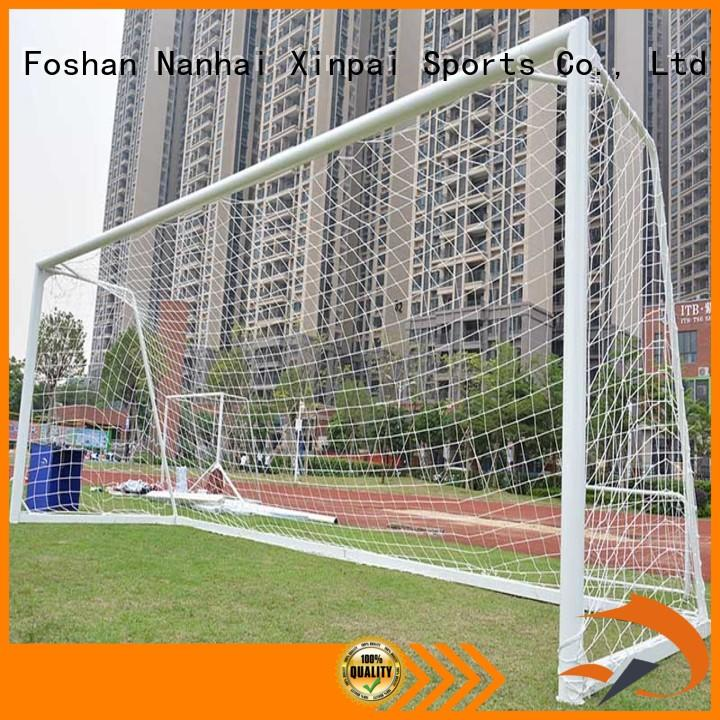 rust resist soccer nets for backyard strong tube for training Xinpai