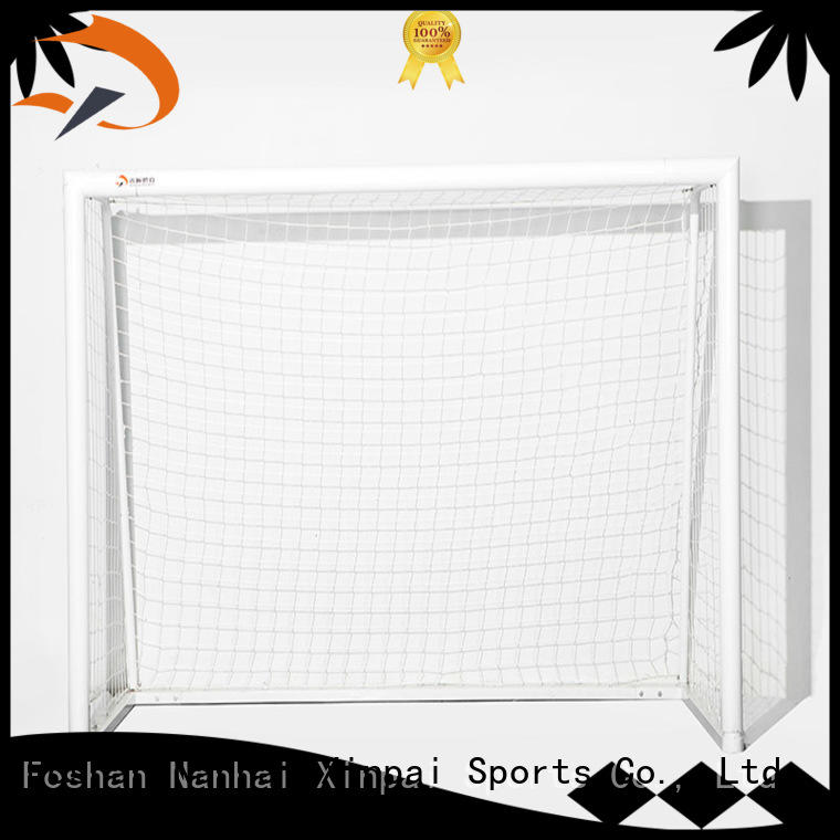 Xinpai meters football goal target strong tube for practice indoor for soccer game