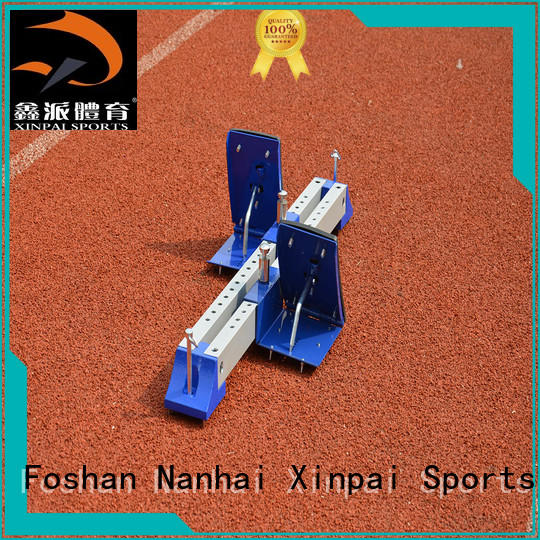 Xinpai outdoor equipment cheap track hurdles best choice for training