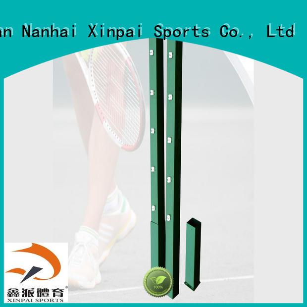 Xinpai upright tennis net for tournament