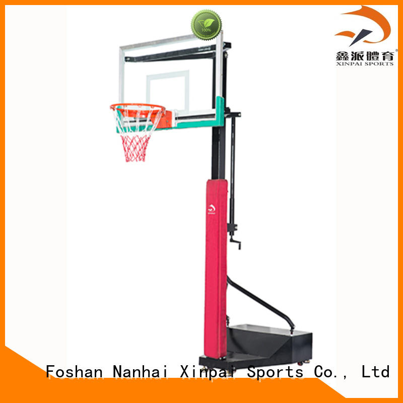 competitive price basketball stand cart selection of most Guangdong schools for school