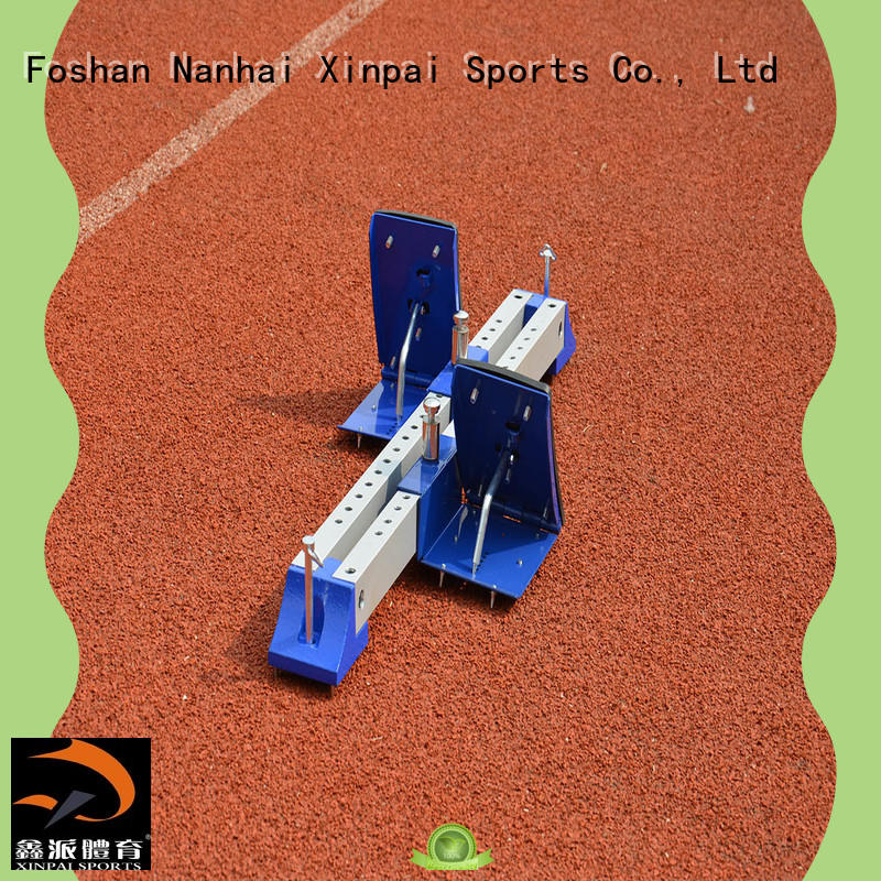 xp122 starting block widely used for competition Xinpai