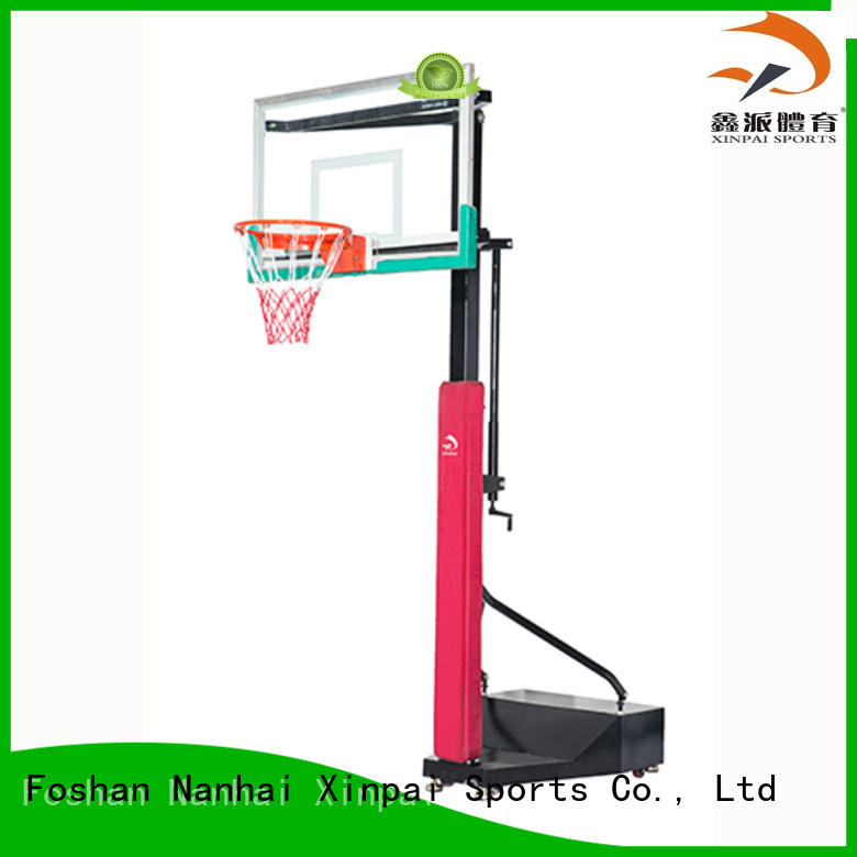Xinpai game nba basketball goal selection of most Guangdong schools for training